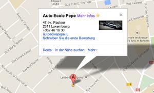 Google Maps pepe