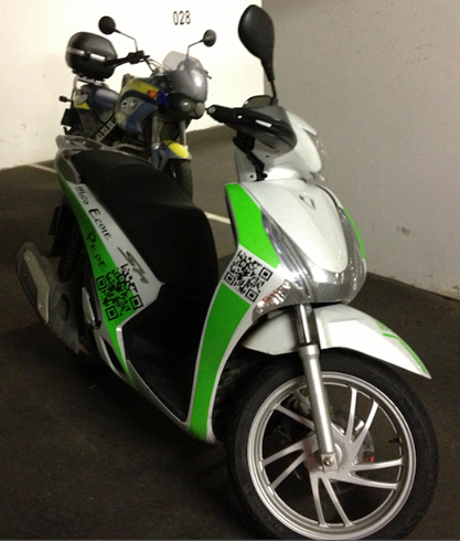 Honda SHi125